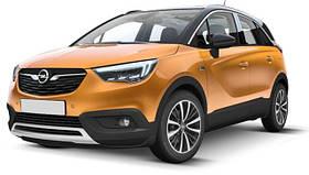 Opel Crossland X 2017-