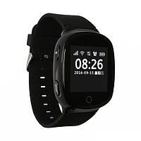 Умные смарт-часы с GPS и пульсометром Smart Watch S200-PLUS Черный (hub_ovng23966)