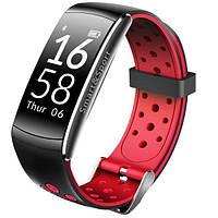 Фитнес браслет Smart Band SiMax Q8 Tonometr Красный (SBQ8RD)