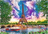 Пазл Trefl Crazy Shapes Небо над Парижем 600 эл 11115 ТМ: Trefl