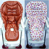 Двухсторонний чехол на стульчик для кормления Peg Perego Tatamia, фото 1