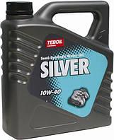 Teboil Silver SAE 10W-40 4 литра