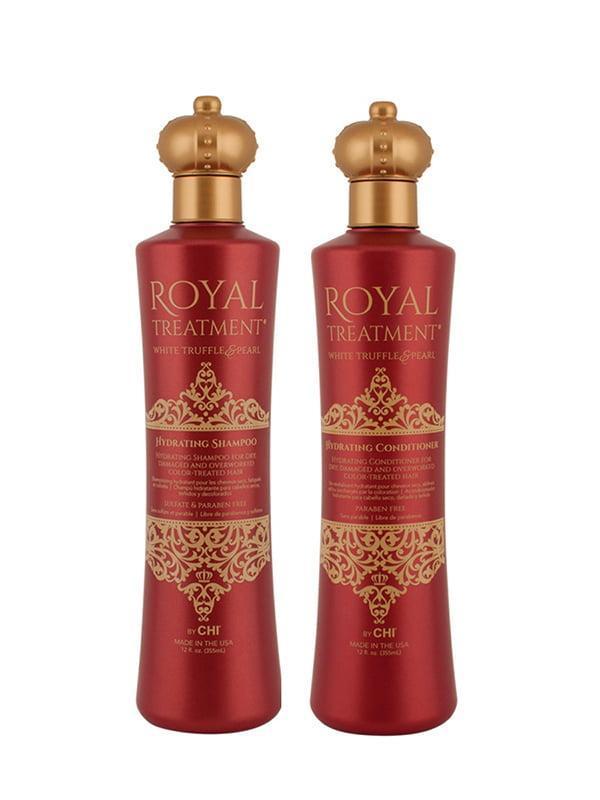 Chi Royal Treatment Hydrating шампунь + кондиционер для увлажнения 2*946мл