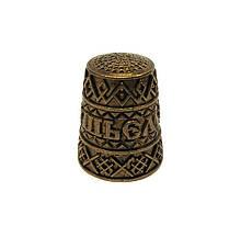 Наперсток для шитья сувенирный Шьем порим