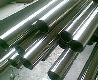 Круглые трубы нержавеющие  матовая  20х1,2 tig