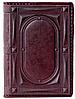 Кожаный Ежедневник А5 Цвет бордо
