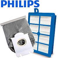 Фильтр и мешок для пылесоса Philips FC9170, фото 1