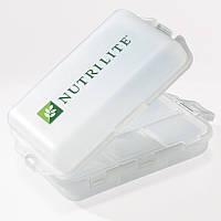 Коробка для таблеток NUTRILITE таблетница 7 отделений контейнер для таблеток