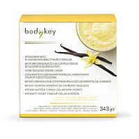 Кремовый микс со вкусом ванили, пониженное содержание углеводов bodykey