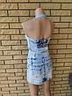 Платье летнее джинсовое стрейчевое модное LDM, фото 4