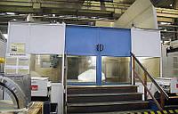 WOTAN B 120 MNC-AC Cutmax 2 Горизонтально-расточный станок с подвижным столом
