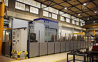 BURKHARDT & WEBER MCX 900 Горизонтальный обрабатывающий центр