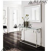 Туалетный столик , столик для прихожей , ванной , кухни , спальни , из нержавеющей стали