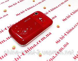 Копия  Nokia W888 dual телефон раскладушка, фото 3
