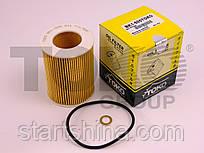 Фильтр масляный (вставка) TOKO Hyundai Accent, Getz, Matrix T1103005