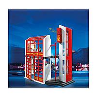 """Игровой набор """"Пожарная станция с сигнализацией"""", (139 деталей) 5361 ТМ: Playmobil"""