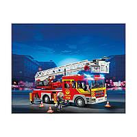 Пожарная машина Playmobil, (82 деталей) 5362 ТМ: Playmobil