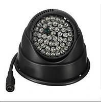 ИК инфракрасный прожектор для видеокамер с датчиком включения