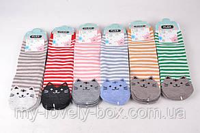 ОПТОМ.Женские носки Кошечки (SL9315)   12 пар, фото 2