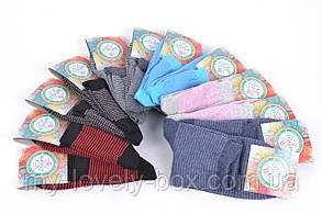 ОПТОМ.Женские носки с рисунком р.36-40 (PT196) | 12 пар, фото 2