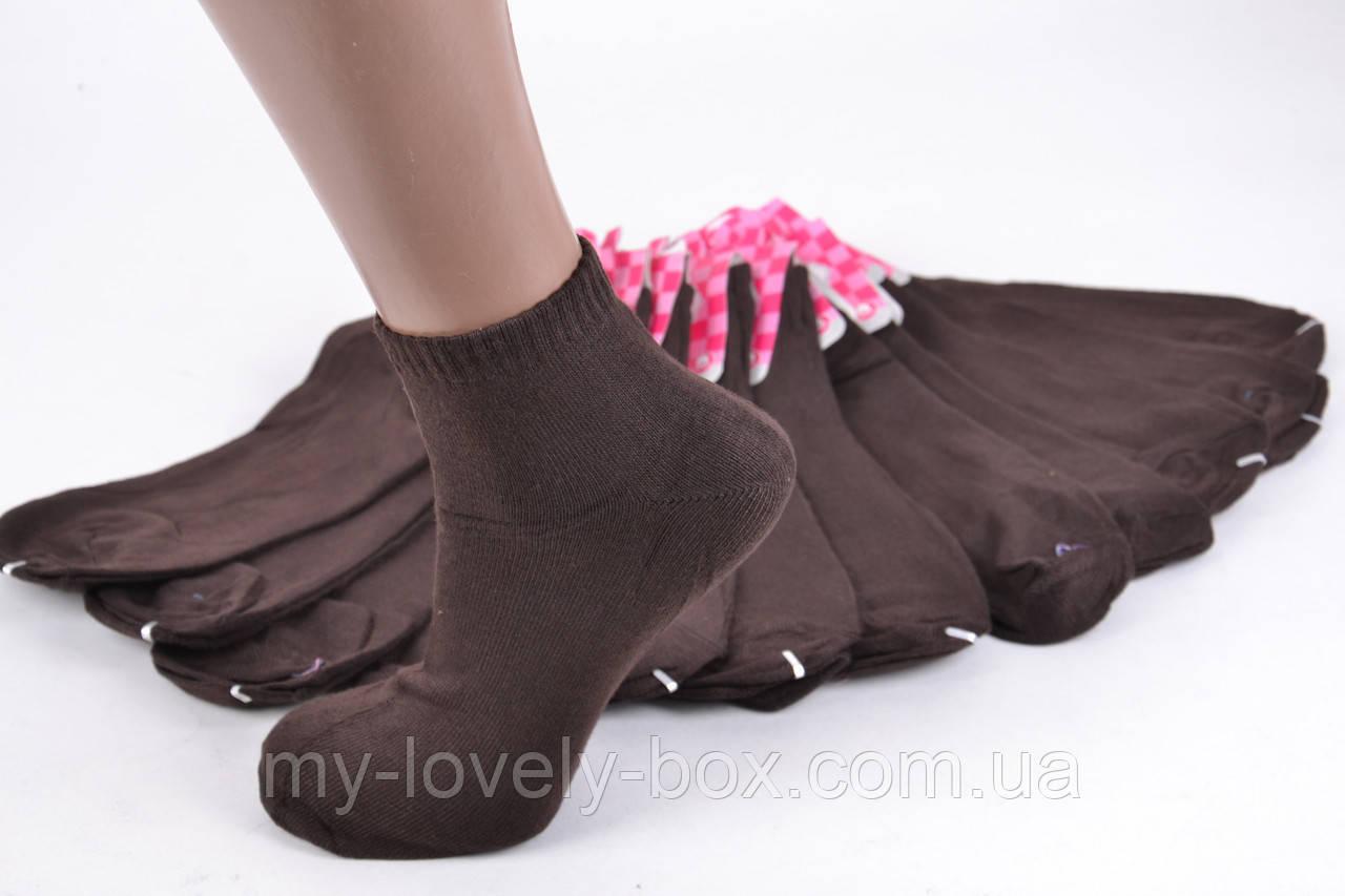 ОПТОМ.Женские носки заниженые (TKB30/2)   12 пар