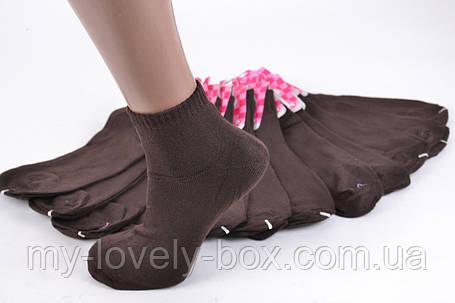 ОПТОМ.Женские носки заниженые (TKB30/2)   12 пар, фото 2