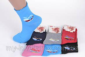 ОПТОМ.Женские носки с рисунком (B365) | 12 пар, фото 2