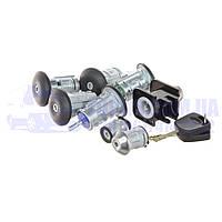 Комплект личинок замков FORD CONNECT 2002-2006 (8ШТ) (4425134/2T1AV22050AD/HMP2T1AV22050AD) HMPX, фото 1
