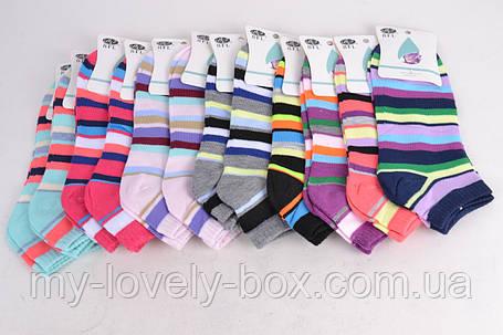 ОПТОМ.Женские заниженные носки  р. 37-41 ( E201 ) | 12 пар, фото 2