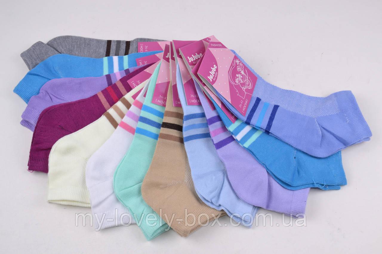ОПТОМ.Женские носки короткие Sport р.36-41 ( A006-6 ) | 12 пар