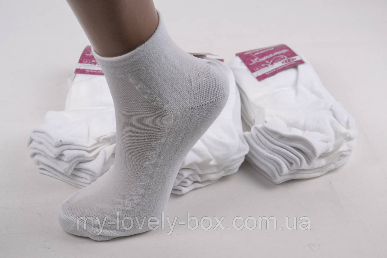 "ОПТОМ.Женсикие носки Житомир"" Хлопок (Арт. OK062) | 12 пар"
