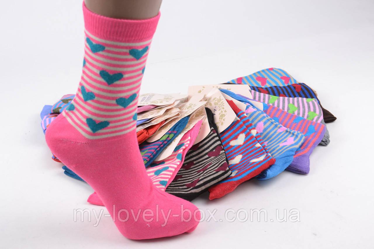 ОПТОМ.Женские носки с рисунком БАМБУК (Арт. YB20/1)   12 пар