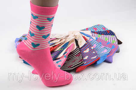 ОПТОМ.Женские носки с рисунком БАМБУК (Арт. YB20/1)   12 пар, фото 2