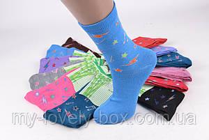 ОПТОМ.Женские носки БАМБУК (Арт. YB6/1) | 12 пар, фото 2