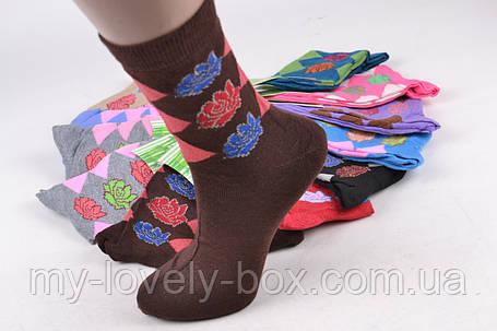ОПТОМ.Женские носки БАМБУК (Арт. YB6/2) | 12 пар, фото 2