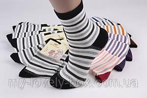 "ОПТОМ.Женские носки ""Шугуан"" Хлопок (Aрт. HB2273-1) | 12 пар, фото 2"