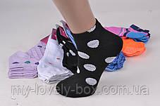 ОПТОМ.Женские Хлопковые носки с рисунком (BF8888) | 12 пар, фото 2