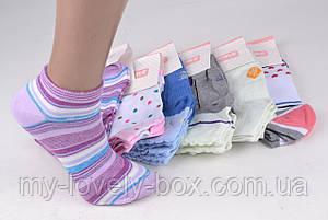ОПТОМ.Женские Хлопковые носки с узором (BF8886)   12 пар, фото 2