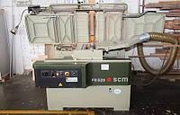 SCM FS 520 Строгание и производство окон комбинированной поверхности и толщины