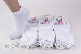 ОПТОМ.Женские заниженные носки Cotton (Арт. Y502) | 12 пар