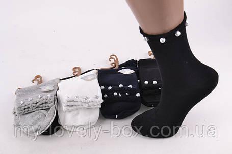 """ОПТОМ.Носки женские нарядные """"Cotton"""" (Арт. NDX1079)   12 пар, фото 2"""