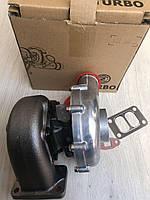 Турбокомпрессор (турбина) К27-145-01 (КАМАЗ) Чехия