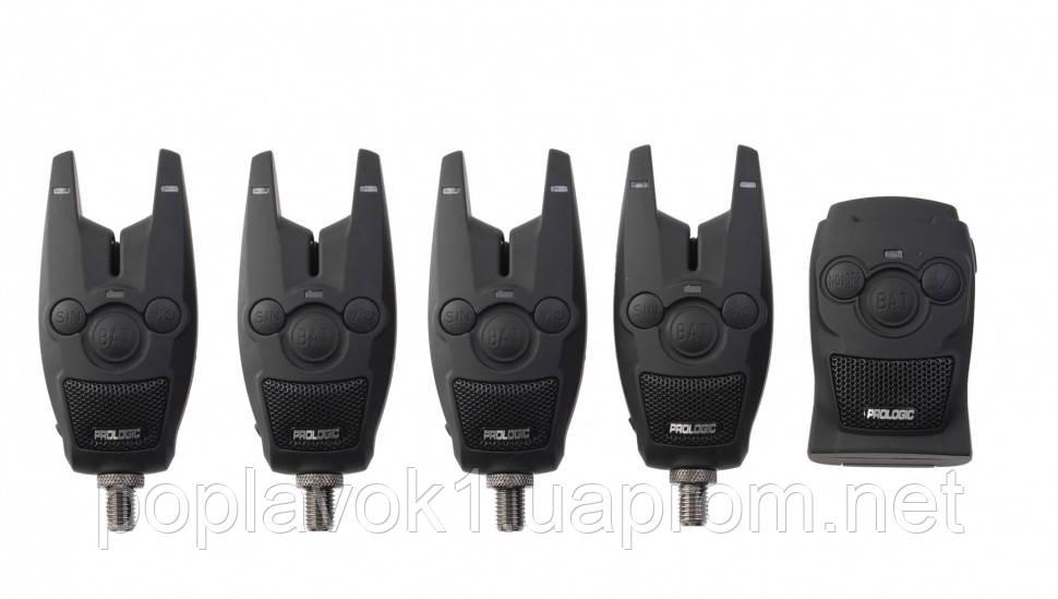 Набор сигнализаторов Prologic BAT+ Bite Alarm Set 4+1 ц:синий