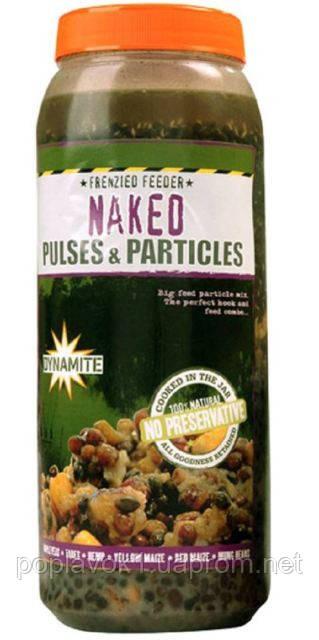 Зерновий корм Dynamite Baits Frenzied Pulse PartiMix Naked (2.5л)