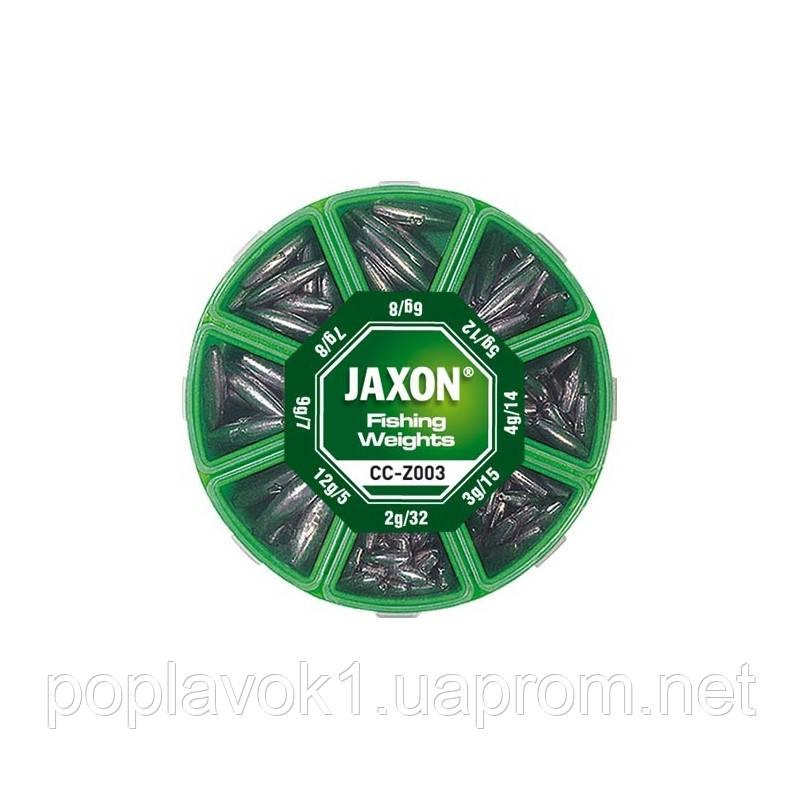 Большой набор грузил Jaxon (NR3 )