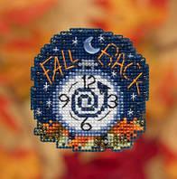 Набор для вышивки Fall Back Mill Hill