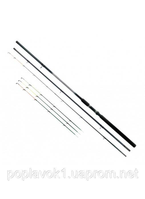Фідерне вудилище BratFishing G - Feeder Rods 3,6 м до 140г Fast