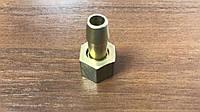 Нипель d9мм с гайкой М16х1.5
