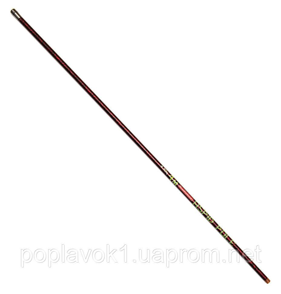 Махове вудлище BratFishing Aspid Pole 3.0 м 4-30г Fast