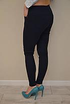 ОПТОМ.Женские Джинсы-Стрейч с карманами (Арт. SL3001-2) | 6 пар, фото 3